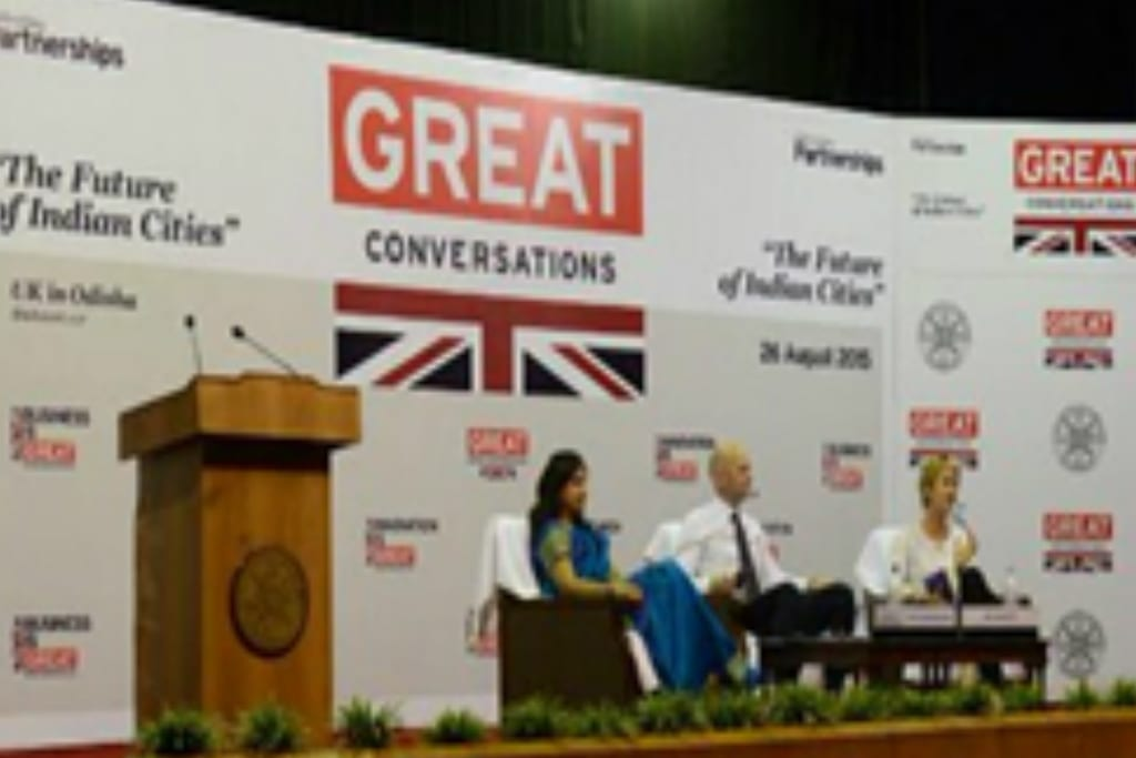 GREAT Conversations:by British Council-August 2015