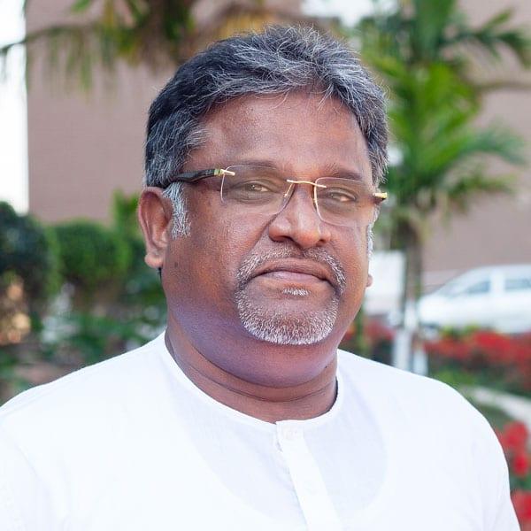Fr. S. Antony Raj, S.J.