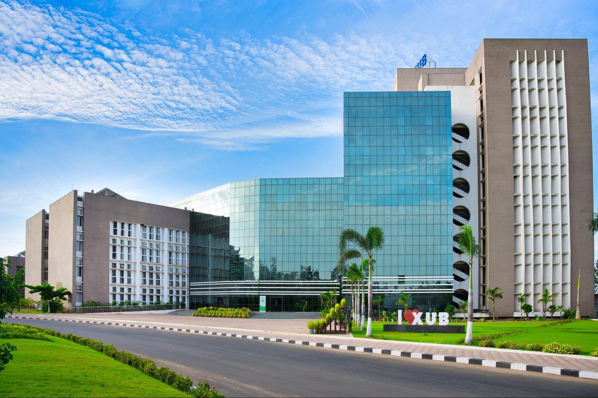Xavier University Bhubaneswar – Inspiring Blazing Minds and Souls