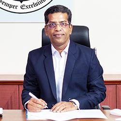 Dr. Fr. Antony R. Uvari, S.J.